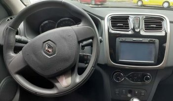 Renault Logan 2018 full